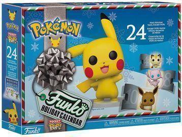 Funko Pop! Pokemon Advent Calendar 2021