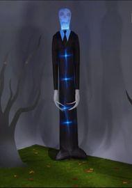 12' Slim Man Halloween Inflatable
