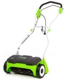 Greenworks 14 10 Amp Corded Electric Dethatcher