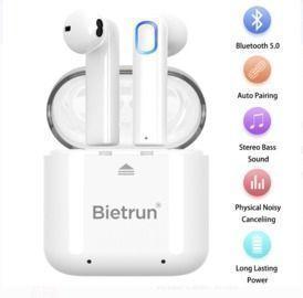 True Wireless Earbuds + Charging Case