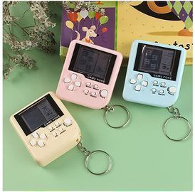 99 Games Handheld Console Keychain