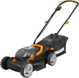 Worx 40V 14 Lawn Mower w/ Mulching and Intellicut