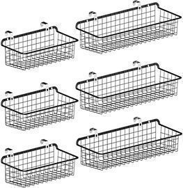 Cambond Metal Wall Mounted Wire Baskets