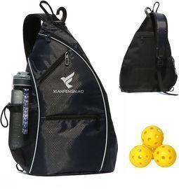 Pickleball Backpack Sling Bag Crossbody Backpack
