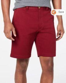 Club Room Men's Regular-Fit 7 4-Way Stretch Shorts