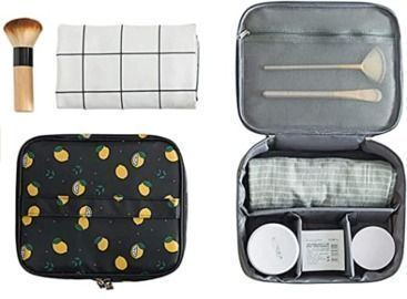 Large Capacity Travel Cosmetic Case