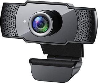 1080P HD Streaming USB Computer Webcam w/ Microphone