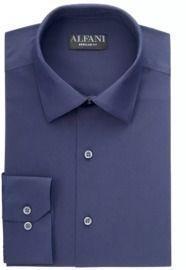 Alfani Men's Solid Dress Shirt