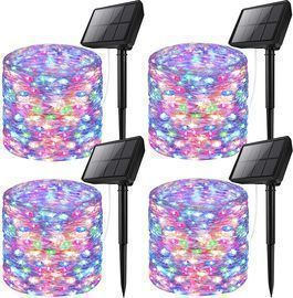4 Pack- 288Ft 800 LED Bright Fairy Lights