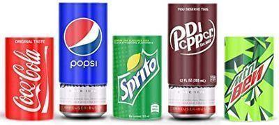 5 Pack of Soda Beer Koozies