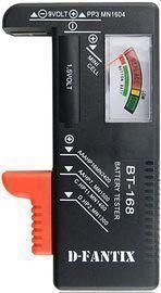 D-FantiX Universal Battery Tester
