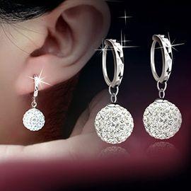 Elegant Ball Earrings