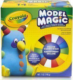 Crayola Model Magic 14 Single Packs