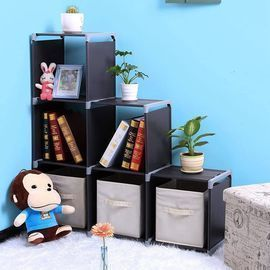 Multifunctional 3 Tiers 6 Compartments Storage Shelf