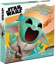 Star Wars The Mandalorian Snack Time Game
