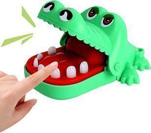 Crocodile Game Toy