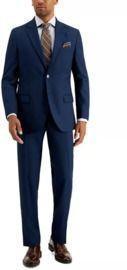 Nautica Men's Modern-Fit Bi-Stretch Suit