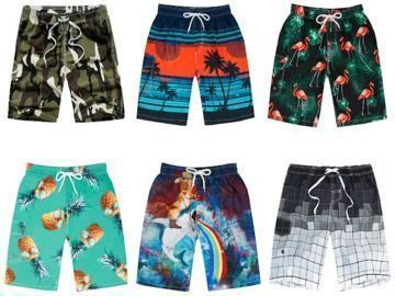 Various Swim Trunks