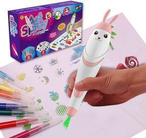 Electric Coloring Markers