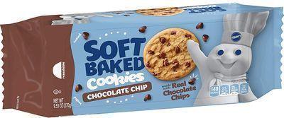 Pillsbury Soft Baked Cookies 18-Ct.