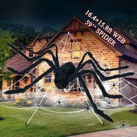 Halloween Giant Spider Web Outdoor Dcor