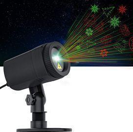 Halloween Christmas Outdoor Projector Lights