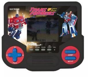 Tiger Electronics Transformers Edition