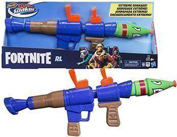 Fortnite RL Nerf Super Soaker Water Blaster Toy