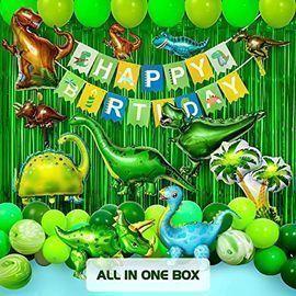 Garma Dinosaur Birthday Party Decoration Set