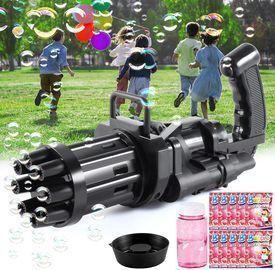 8-Hole Gatling Bubble Maker