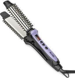 2 in 1 Hair Straightener and Brush