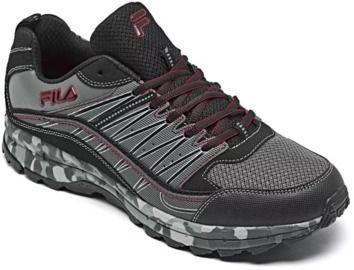Fila Men's Evergrand Trail Running Sneakers