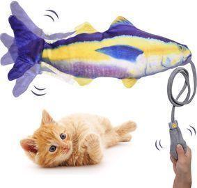 Floppy Fish Cat Toy