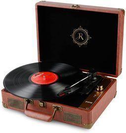 JDR Vinyl Record Player