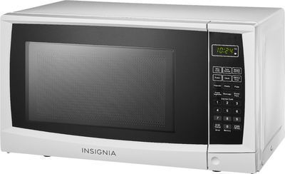 Insignia 0.7 Cu. Ft. Compact Microwave (2 Colors)