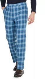 Lauren Ralph Lauren Men's Classic-Fit Plaid Dress Pants