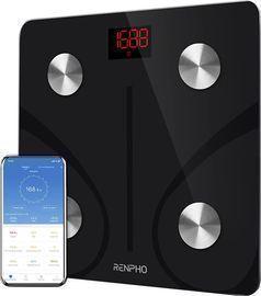 Renpho BMI Smart Digital Weight Scale w/ Smartphone Bluetooth App Sync