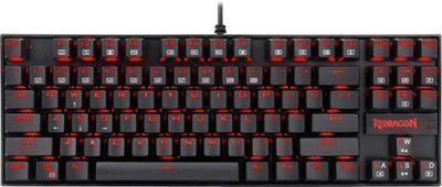 Redragon K552-2 Kumara Wired TKL Gaming Mechanical Blue Switch Keyboard