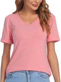 Women's V-Neck Tee Shirt