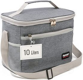 Bagenjoys 10L Insulated Lunch Box (2 Colors)
