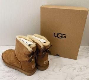 UGG Women's Mini Bailey Bow II Boots