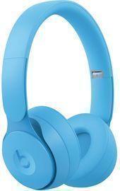 Beats by Dr. Dre Solo Pro Wireless Noise Cancelling On-Ear Headphones, Light Blue