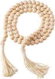 58 Farmhouse Wood Beads
