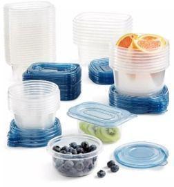 Art & Cook 100pc Food Storage Set