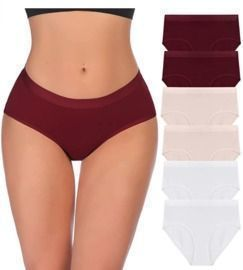 Women's 6pk Panties