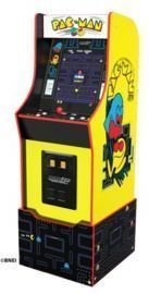 Pac-Man 12-in-1 Legacy Edition Arcade1Up Cabinet