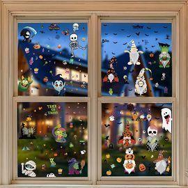 Window Clings - 18 Sheets