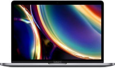 Apple MacBook Pro 10th-Gen. Ice Lake i5 13 Retina Laptop with Touch Bar (2020)