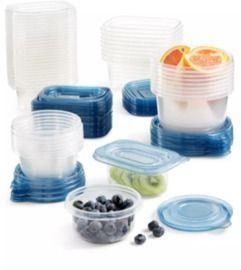 Art & Cook 100-Pc. Food Storage Set