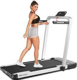 Two-in-one treadmill